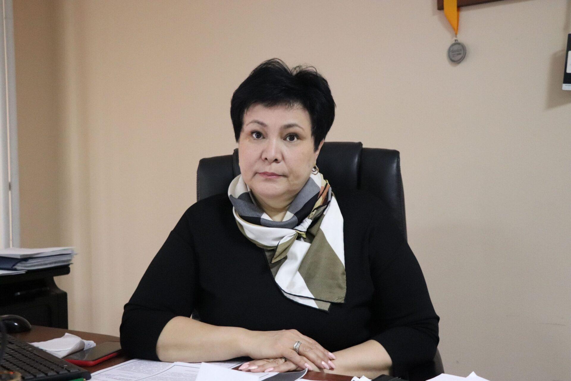 >Нурмуханова Гульнара Жагыпаровна