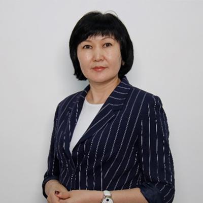 >Adayeva Nazykul Amanbekovna