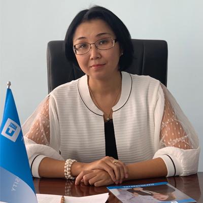 >Разакова Дина Ибрагимовна