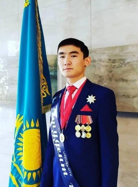 >Шегебаев Мақсат Талғатұлы