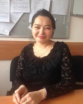>Торланбаева Кенже Ускенбаевна