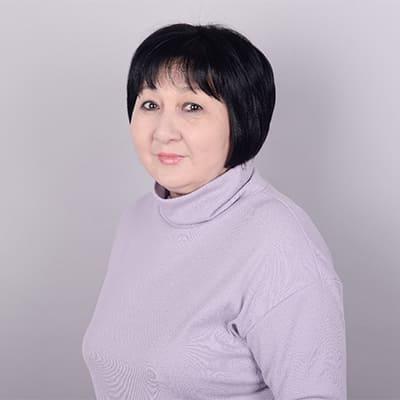 >Рахова Кулпаш Мухитовна