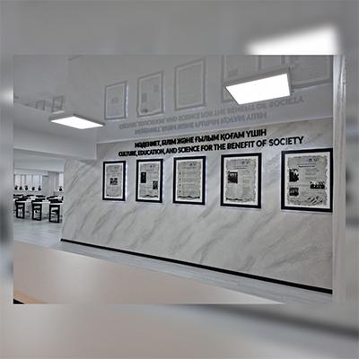 Выставка «РУХАНИ ЖАҢҒЫРУ: МӘҢГІЛІК ЕЛ АЛЫПТАРЫ», приуроченная к 30-летию Независимости РК