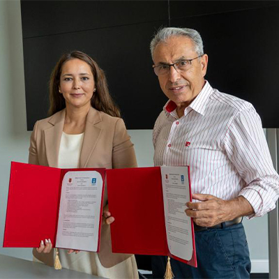 Signing a Memorandum of Cooperation between Turan University and Nişantaşı Üniversitesi, Turkey