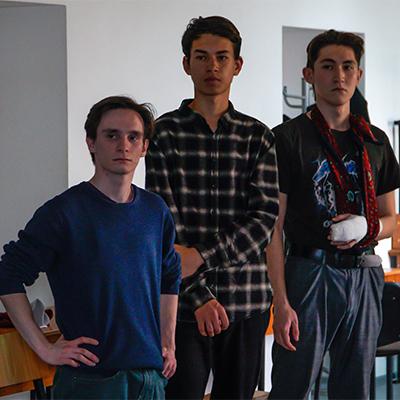 20 қазан күні Тұран университетінде «режиссерлерге арналған Актерлік тренинг» атты мастер-класс өтті