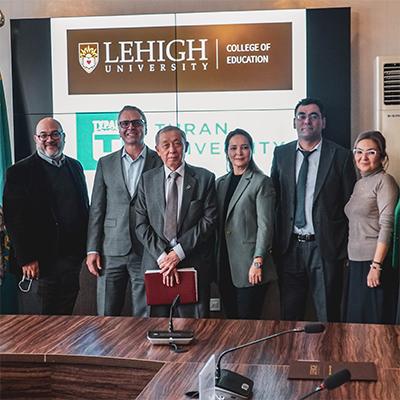 Lehigh University (АҚШ) өкілдері «Туран» университетіне ресми сапармен келді
